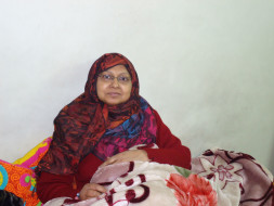 I am fundraising to help Shama Hussain to fight Metastatic Breast Cancer