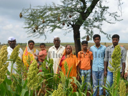 In drought prone Maharashtra let's help Ashok Sonule with his farming business