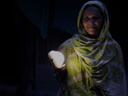 I am celebrating Diwali to help bring solar power lanterns to rural villages in India
