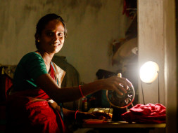 I am pledging my birthday to bring clean energy stoves and lighting to families in Tamil Nadu