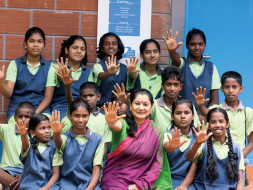 Join us to transform lives of Bangalore's slum children through top-class education