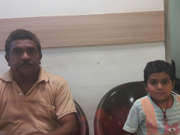 Help 8 year old Aravind undergo a bone marrow transplant