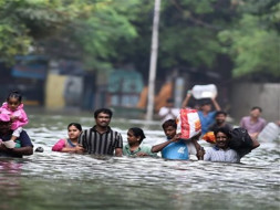 I am fundraising to bring Hope To the Flood Victims of Chennai