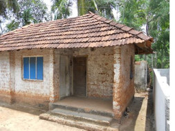 I am fundraising to help a homeless young handicapped man to build a shelter