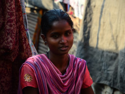Babita lost her savings in the recent Kandivali fire