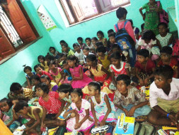 I am fundraising to support us in providing Qualitative Education to Children at our NGO
