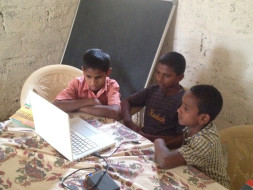 I am fundraising to teaching computer science to underprivileged children