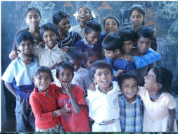 I am fundraising to brighten the future of- OUT OF SYSTEM Children