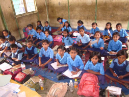 I am fundraising to help these two low income schools in rural Karnataka