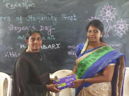 Providing Sanitary Napkins to Rural Girls