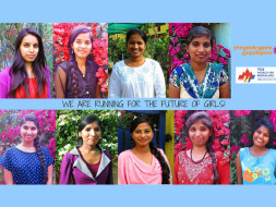 Support our TCS 10k run for the futures of girls