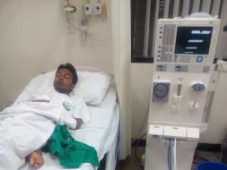 Help Arif to fight Kidney failure