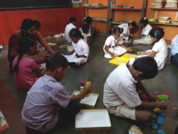 Nandi Hillathon: Educational Support for children, Malleshwaram
