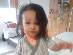 Help baby Stela fight AML Blood Cancer