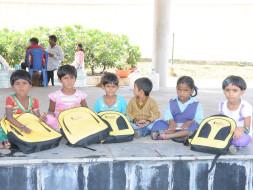 Provide school kits for Government school kids