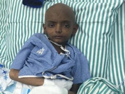 7-Year-Old Ansh Fights A Terrible Disease And Needs Our Help To Live