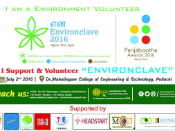 ENVIRONCLAVE - HELP US PLANTING 100000 TREES