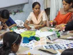 Fund new batch of Sangraha Craft Design course for Chikan embroiderer