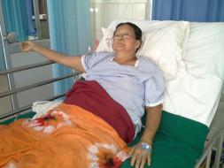 """Help Ibeyaima fight acute pancreatitis"""