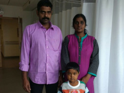Help 6-Year-Old To Akhina Undergo A Liver Transplant