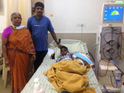 Help 7-Year-Old Gopinath Undergo Kidney Transplant