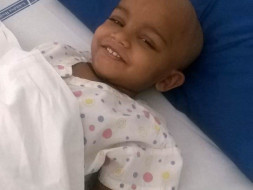 Help 4 Year Old Subhasis Fight Cancer