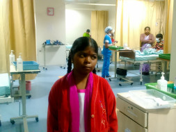 Help Komadhi fight Aplastic Anemia