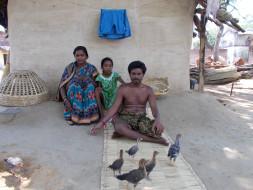 Madhusudan Dharua : Paralyzed waist downward