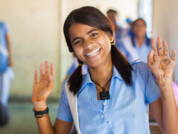 Empower 1000 girls to break the cycle of poverty