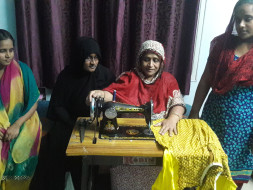 Help Haseena in her empowement - Help  her children educate