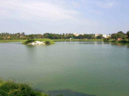 Peace Ride: Rejuvenate Kaudenahalli Lake, KR Puram