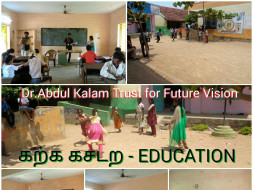 Free Education to Village School Students - 1Year