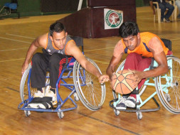 Help FIRST Indian Wheelchair Basketball U23 team to play in intl match