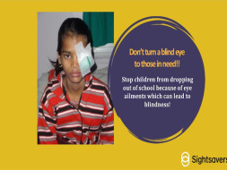 Save Children in Villages from Going Blind