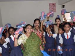 Help Improve Hygiene Standards of Girls in Surat!