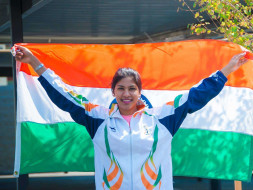 Empower India's National Fencing Champion train better
