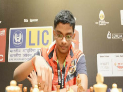 Help Grand Master S.L Narayanan to take part in International chess