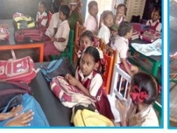 Library for Panchayath Primary School