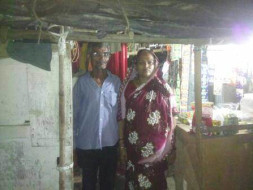 Support Pariv Devi To Build Her Own House