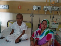 Support 13 year old cancer patient
