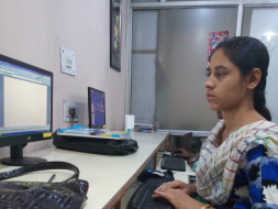 With your support Gurjeet can complete her computer diploma