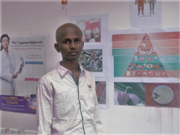 Help Sivan Muthu Undergo Bone Marrow Transplant