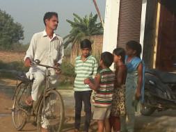 Your support can decide the future of Prem and his family