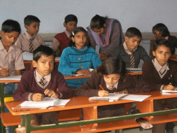Educate a child - brighten up the future!