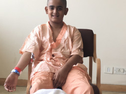 11 Year Old Need financial help for BONE MARROW TRANSPLANT