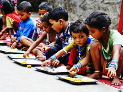 India FoodAngels Network (i-FAN) - Feed a Child