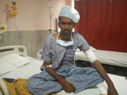 Help Aravinda undergo a stem cell transplant