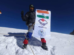 Help First Indian Civilian Climb Everest Without supplemental Oxygen
