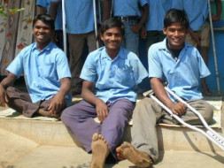 Help Educate a Handicapped Children's