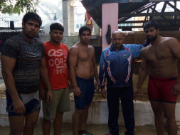 Fuel The Dreams Of 5 Indian Wrestlers